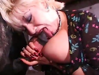 Horse sex action with a pretty slutty babe